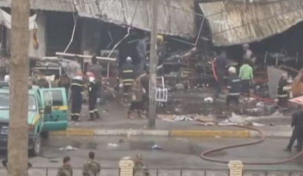Iraq: attacco suicida Isis a Kirkuk per rispondere alle sconfitte militari
