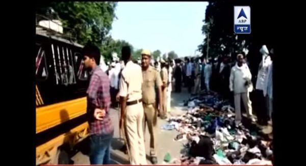 India: strage a cerimonia religiosa. 24 morti per la calca