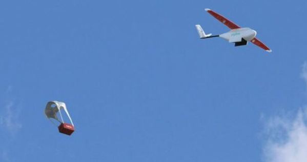 Ruanda: avviato il primo servizio mondiale di consegna con i droni