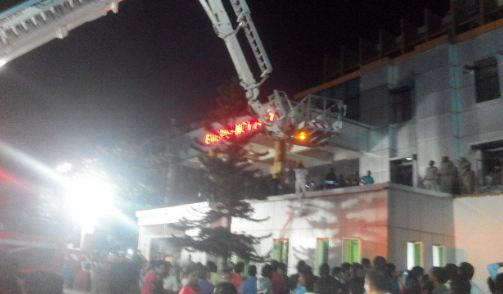 India: 20 morti per incendio in ospedale