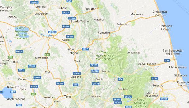 Violente scosse di terremoto terrorizzano le Marche