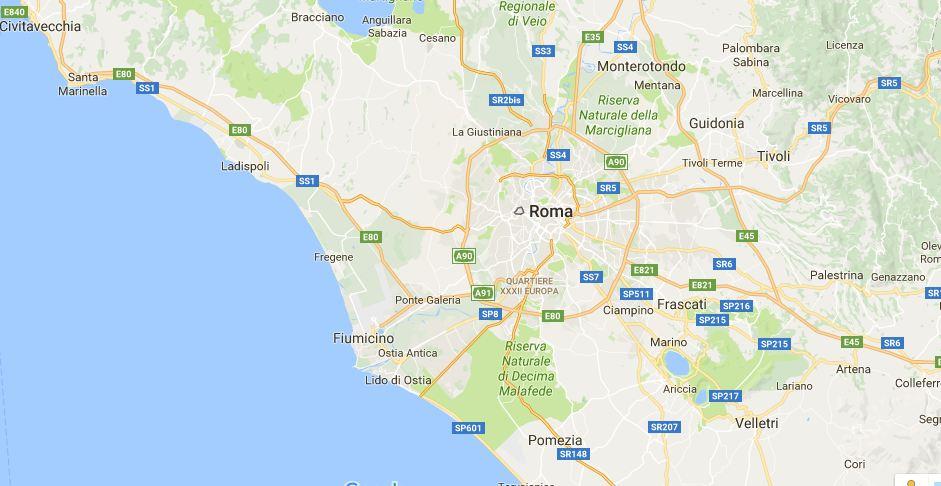 Violento terremoto scuote Roma. 7.1
