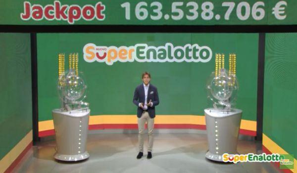 Superenalotto: 163 milioni in Calabria