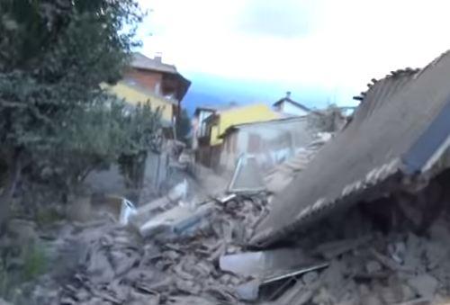 Terremoto: nuova forte scossa ad Arquata