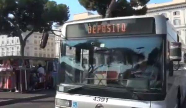 Roma: domani forti disagi per sciopero dei mezzi