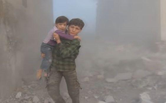 Siria: 32 morti ad Aleppo. Colpito un ospedale con bambini