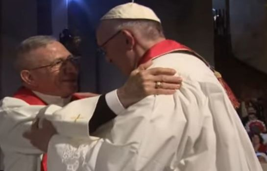Francesco e i luterani: non più estranei