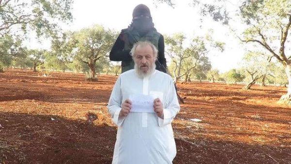 Siria: appello per la vita  di italiano sequestrato da jihadisti