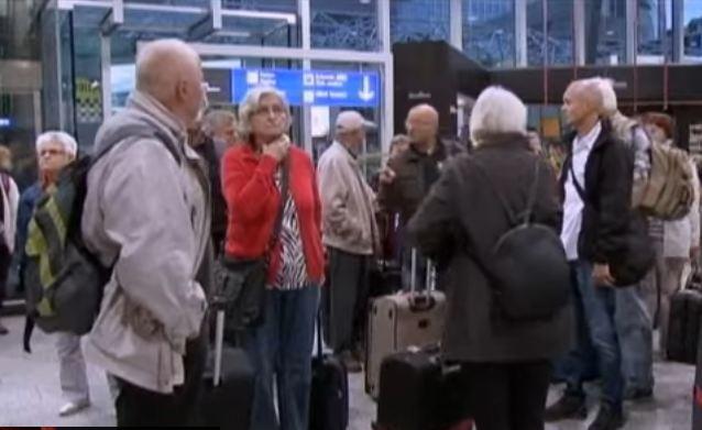 Lufthansa: sciopero piloti. A terra 100 mila passeggeri