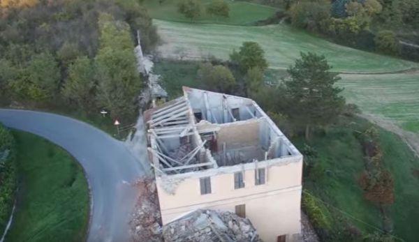 Terremoto: altra forte scossa in provincia di Macerata