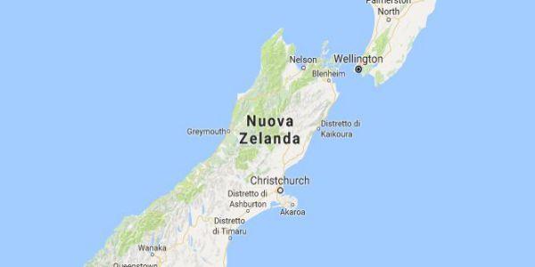 Tsunami in Nuova Zelanda per violentissimo terremoto tra 7.8 e 8.2