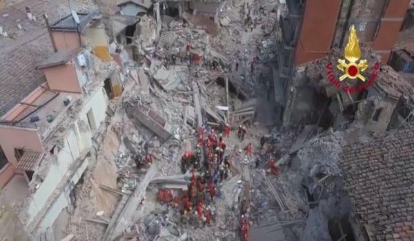 Terremoto: 10 scosse tra Amatrice e Macerata. La più forte di 4.4