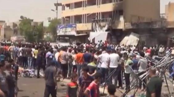 Iraq. Saliti a 28 i morti per due bombe in un mercato di Baghdad