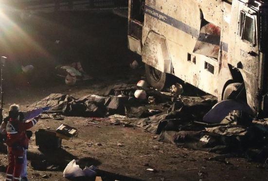 Istanbul: doppio attentato. 29 morti e 166 feriti allo stadio