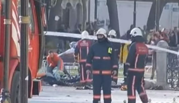 Turchia: grave attentato con numerosi morti e feriti