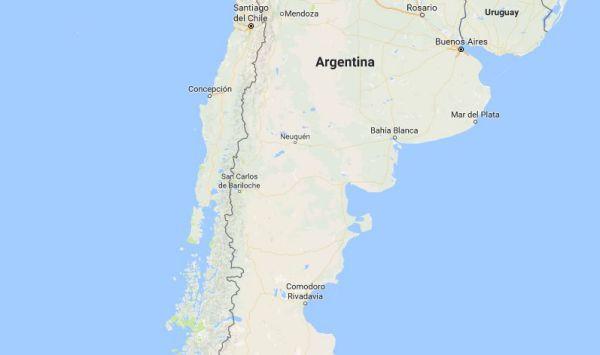 Cile: fortissimo terremoto. 7.7. Si teme tsunami