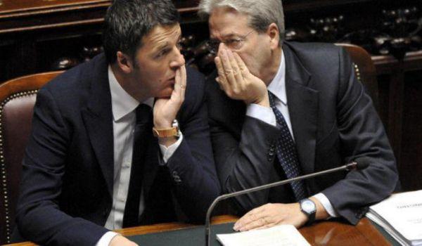 Incarico a Gentiloni. Governo di Renzi, senza Renzi