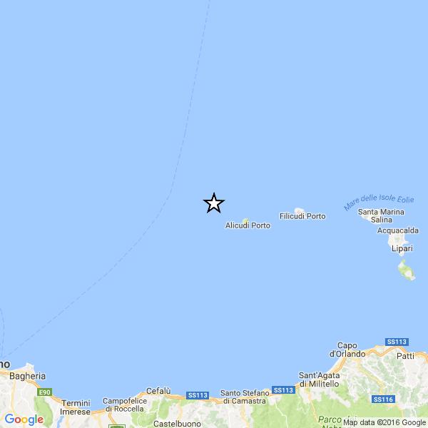 Terremoto: forti scosse nelle Eolie e nel Centro Italia, a Macerata