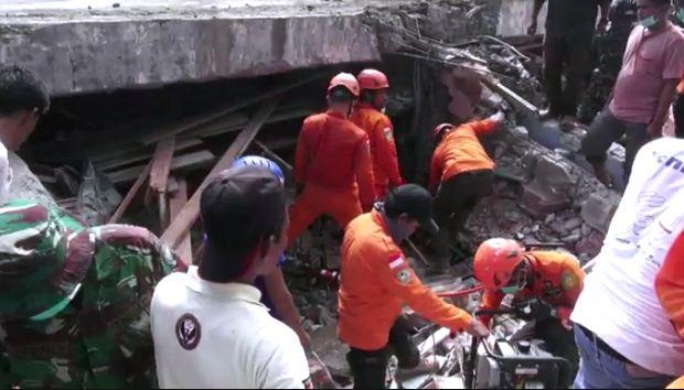 Terremoto: a Sumatra 97 morti