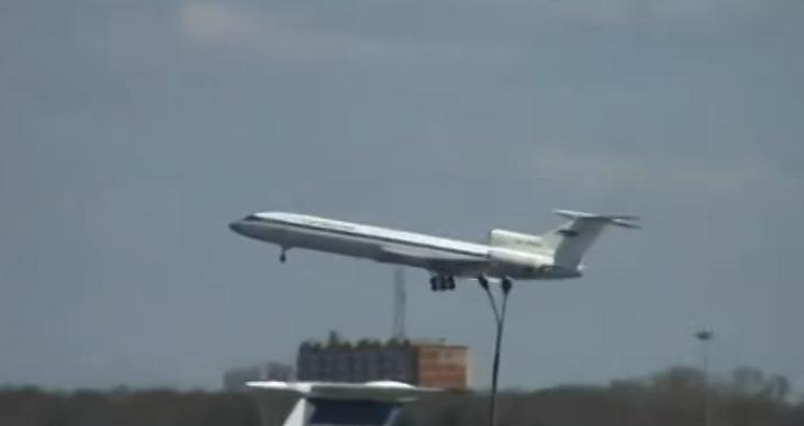 Russia: aereo militare cade nel Mar Nero. 93 morti