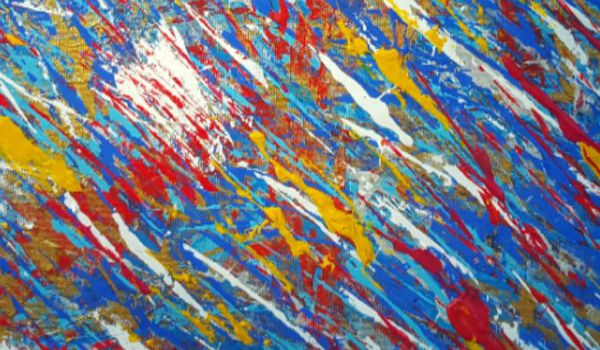 Il colore della realtà. Mostra a Roma di Serena Fauttilli, Zooe