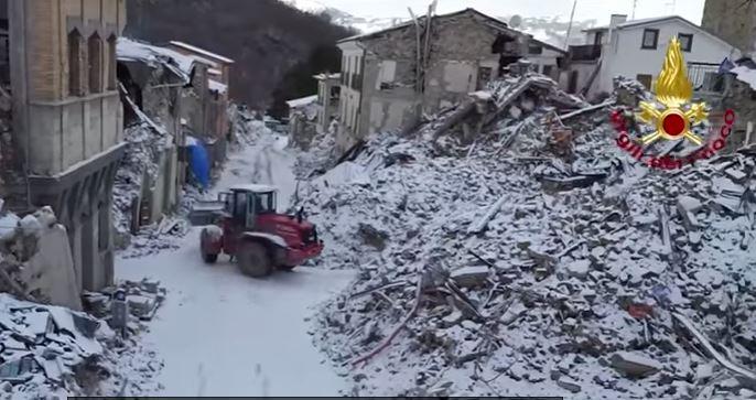 Terremoto ad Amatrice e Palermo. In Nuova Zelanda 6.1