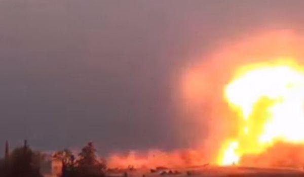 Siria: bombardamento fa 25 morti tra un gruppo ribelle