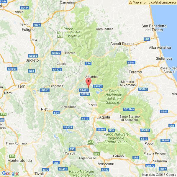 Forte terremoto tra l'Aquila e Amatrice. 5.3. Paura