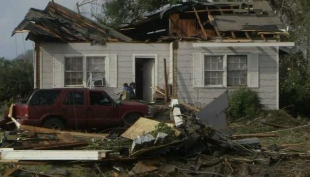 Usa: 15 morti per tornado in Georgia e Mississippi