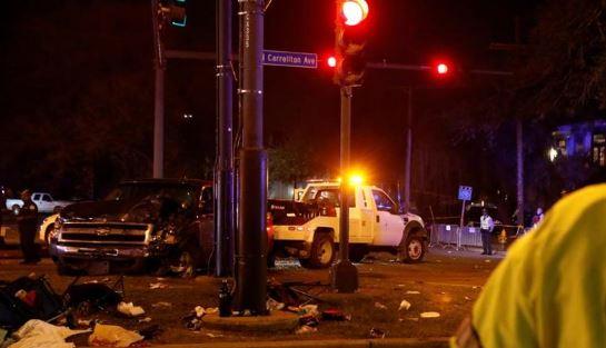 Auto contro la folla in Germania e New Orleans. Non è terrorismo