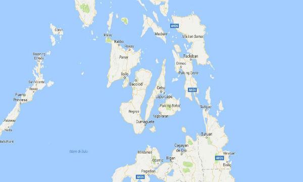 Filippine: terremoto 6.4.  Almeno 15 morti