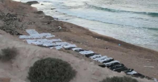 Migrati: nuova strage in Libia. 100 corpi trovati lungo la costa