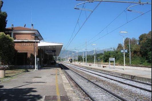 Terremoto a Spoleto fa bloccare i treni