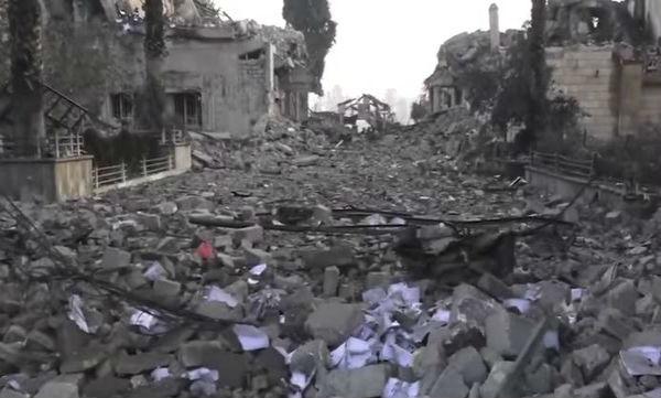 Iraq: strage di civili a Mosul. 500 morti per bombardamenti anti Isis