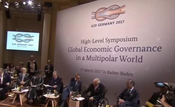 Fallimento G 20 sul protezionismo dopo arrivo di Trump