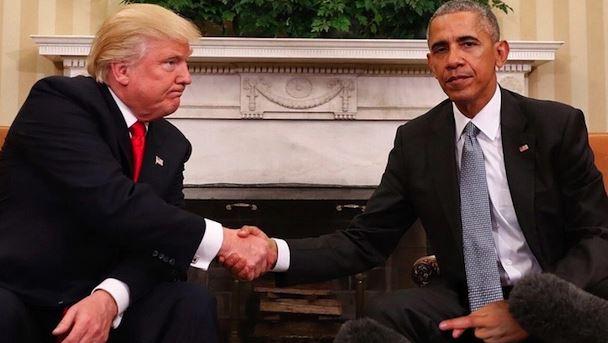 Obama risponde a Trump: false le accuse di averlo intercettato