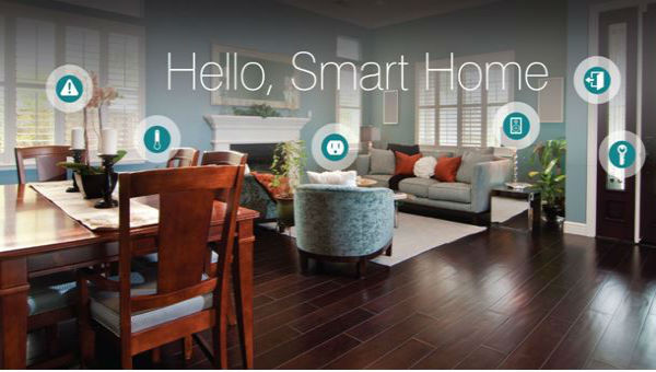 """ Smart home"" in continua diffusione in Italia"