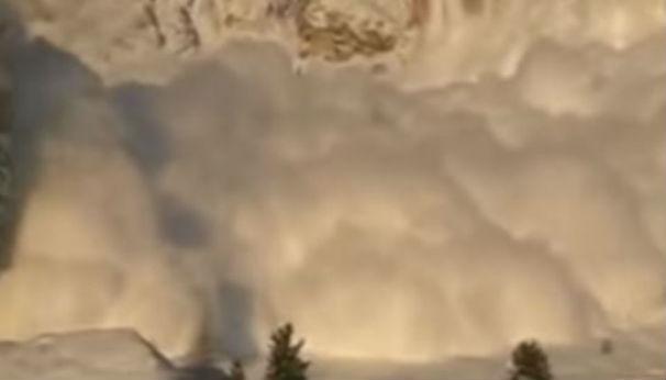 Val d'Aosta: salgono a 4 i morti per valanghe