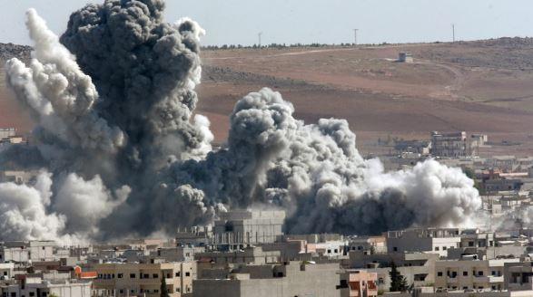 Siria: esplosione e incendio vicino aeroporto Damasco