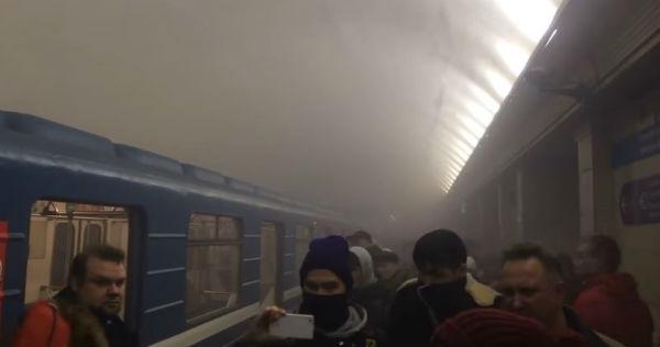 Russia: saliti a 14 i morti metro San Pietroburgo. Terrorismo