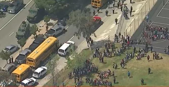 California: sparatoria a scuola. Forse omicidio suicidio