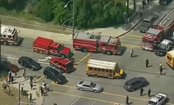 Sparatoria in California. Tre morti in una scuola