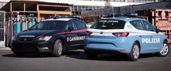 Calabria: 68 arresti per mafia e controllo centro immigrati