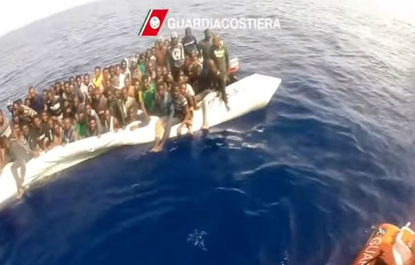 Migranti. Sbarcati in 6 mila. 200 i morti