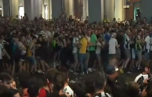 Torino: falso allarme e caos in centro. Mille i feriti