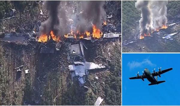 Usa: incidente aereo, muoiono 16 marines