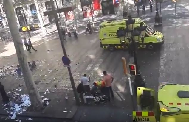 Barcellona: è terrorismo. Potrebbero essere 13 i morti