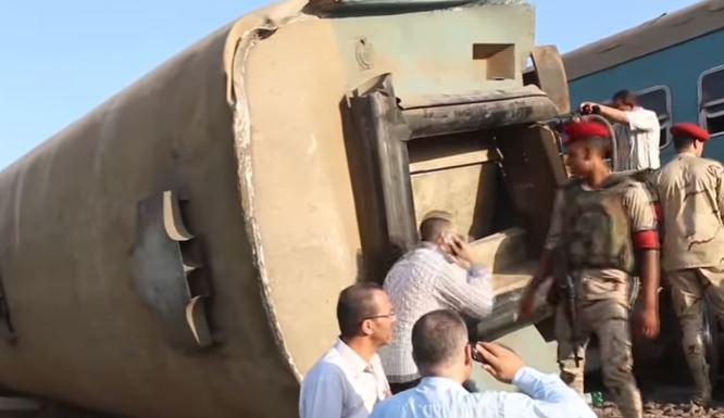 Egitto, incidente ferroviario: 49 morti ad Alessandria