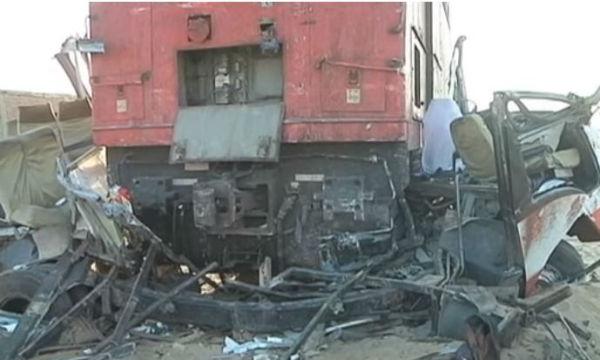 Egitto: 23 morti per incidente ferroviario ad Alessandria