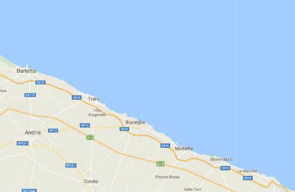 Puglia: incidente di ubriaco alla guida. Tre morti carbonizzati